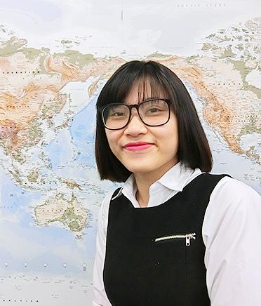 TRAN TUYET ANHさん(ベトナム)
