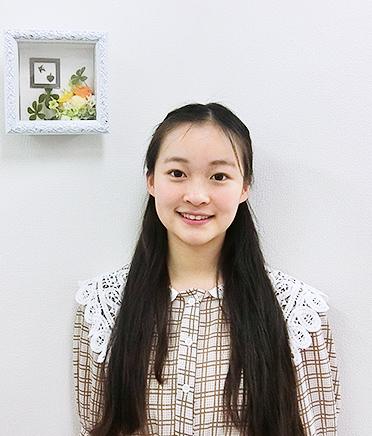 楊 婷さん(中国)